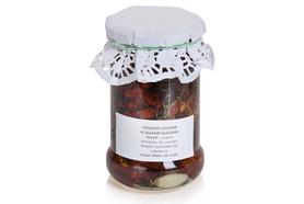Suszone pomidory z przyprawami w oleju rzepakowym 270 g