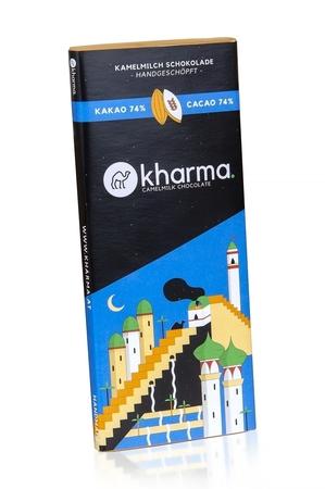 #05 Czekolada z mleka wielbłąda – Kakao 74% (1)
