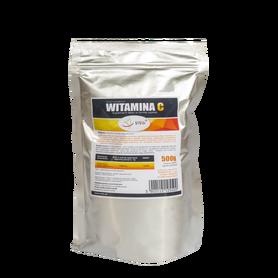 Witamina C (kwas L-askorbinowy) suplement diety 500g