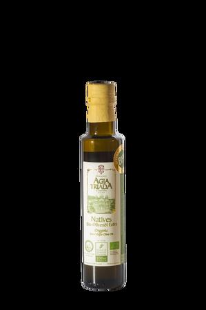 Bio extra virign oliwa z oliwek z Monastyru Agia Triada (Kreta) – 250 ml (1)