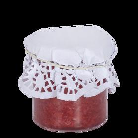 Dżem z truskawek z wiejskiego sadu – produkt sezonowy z ekologicznego gospodarstwa wiejskiego