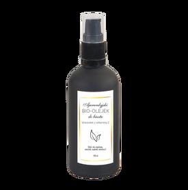 Ajurwedyjski  BIO-Olejek do masażu biustu z wiesiołka. 100% Naturalny.