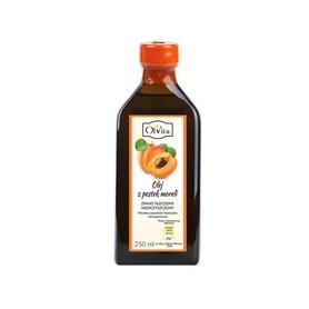 Olej z pestek moreli zimno tłoczony 250 ml