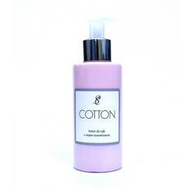Cotton Krem do rąk z olejem bawełnianym