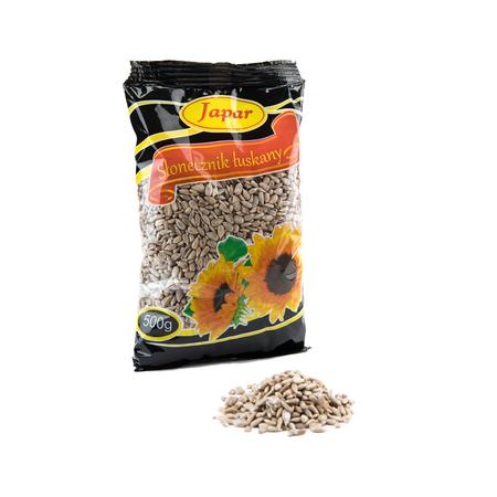 Słonecznik łuskany Japar 500 g (1)