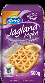 Mąka jaglana MELVIT - 500g