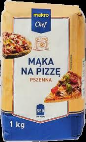 Mąka na pizzę Makro Chef - 1 kg