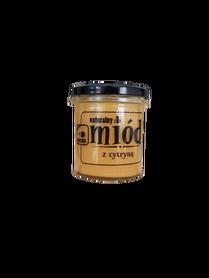 miód z cytryną 350 g