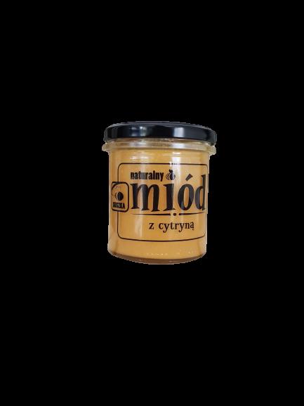 miód z cytryną 350 g (1)