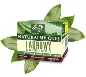 Naturalny Olej Laurowy do masażu, kąpieli i pielęgnacji skóry 50 ml