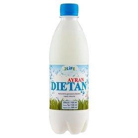 Ayran Kwaśny Napój Turecki 500 ml