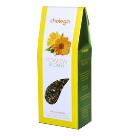 022 Cholegin - Powiew Wiosny Zielona herbata wiosenna