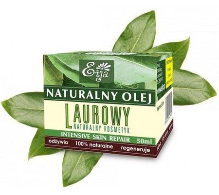 Naturalny Olej Laurowy do masażu, kąpieli i pielęgnacji skóry 50 ml (1)