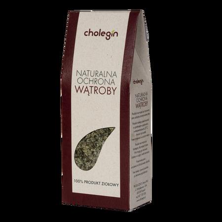 006 Cholegin - Naturalna Ochrona Wątroby (1)