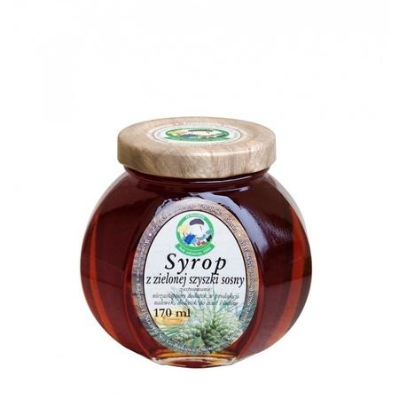 Syrop z zielonej szyszki sosny 170 ml (1)