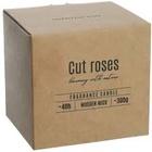 Świeca Zapachowa Cięta Róża Czas Palenia 40 h (2)