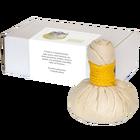 Ajurwedyjskie stemple ziołowe - cytrynowe 2 sztuki (1)